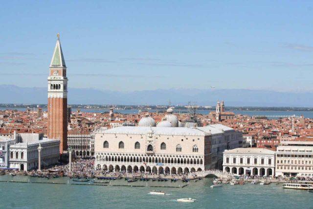 Dogenpalast in Venedig - Öffnungszeite