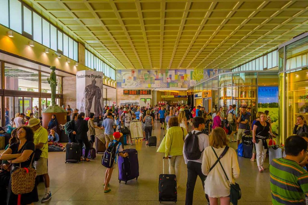 Flughafentransfer Venedig: Marco Polo & Treviso