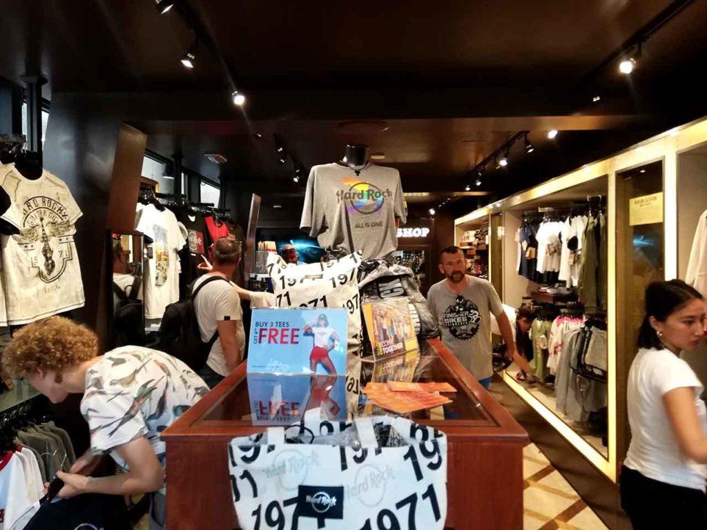 Hard Rock Cafe Venedig: Besichtigung, Öffnungszeiten & Infos