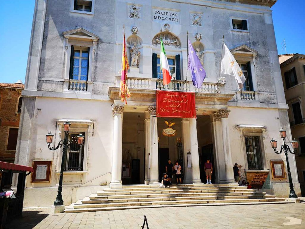 Theater La Fenice Eintrittspreise