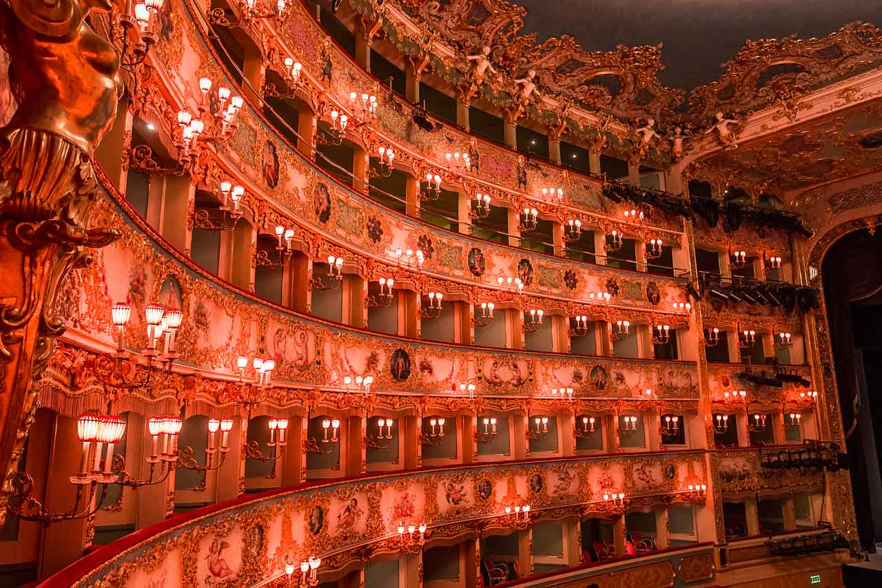 Fenice Venedig