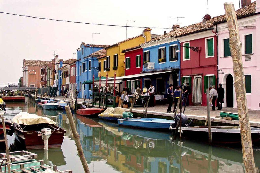 Venedig an Weihnachten