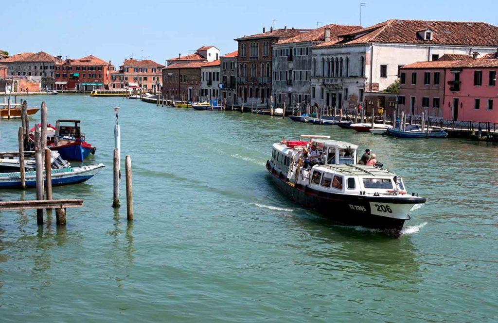 Die drei Inseln der Lagune - Touren nach Murano, Burano und Torcello