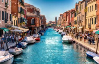 Insel Murano besichtigen: Die Glasbläser-Insel - Tipps & Infos