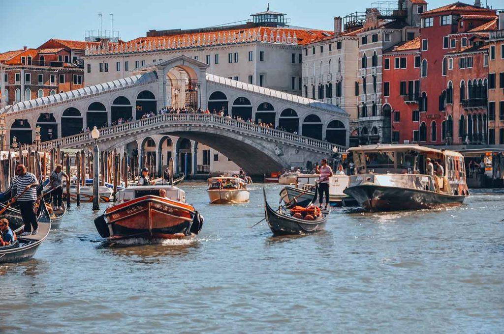 Venedig - Verhaltensregeln und Trinkgeld