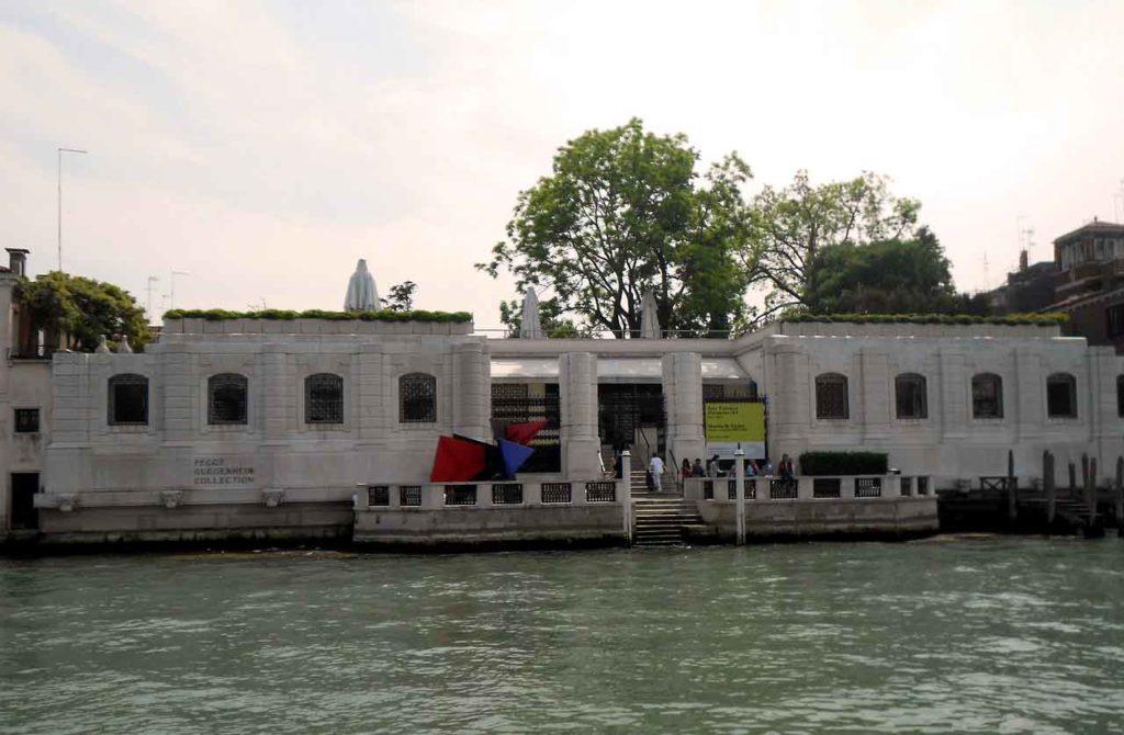 Ca' Rezzonico in Venedig