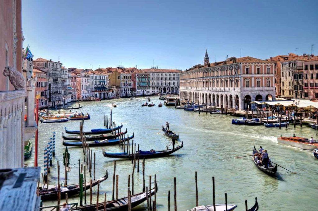 Sehenswürdigkeiten in Venedig - die Top 15