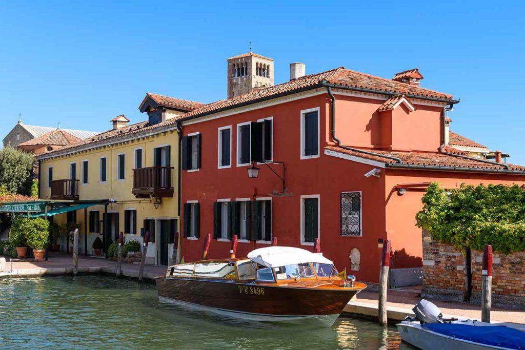 Insel Torcello besichtigen: Sehenswürdigkeiten & Infos