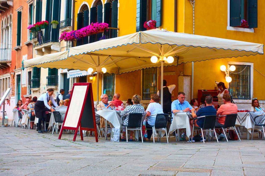 Venedig Kulinarisches