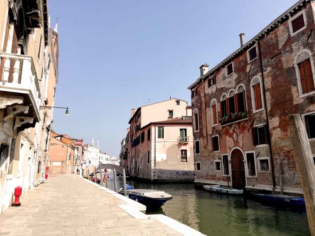 Cannaregio - Ein besonderes Viertel Venedigs