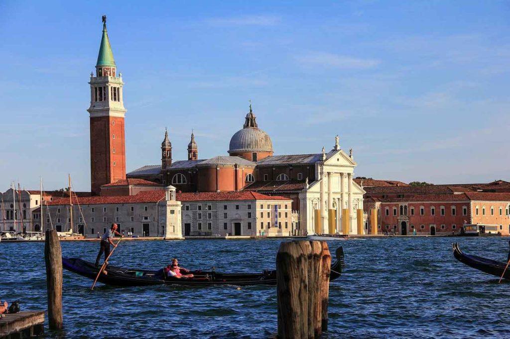Venedig an Ostern
