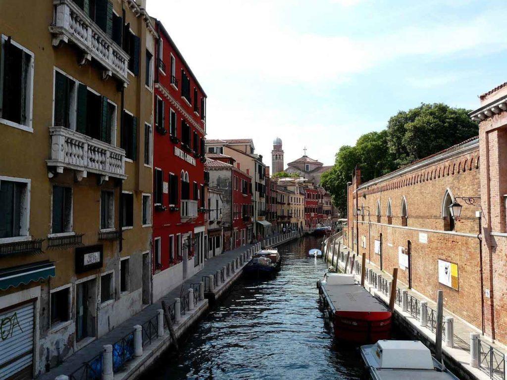 Eintritt für Tagestouristen nach Venedig - Preise und Infos