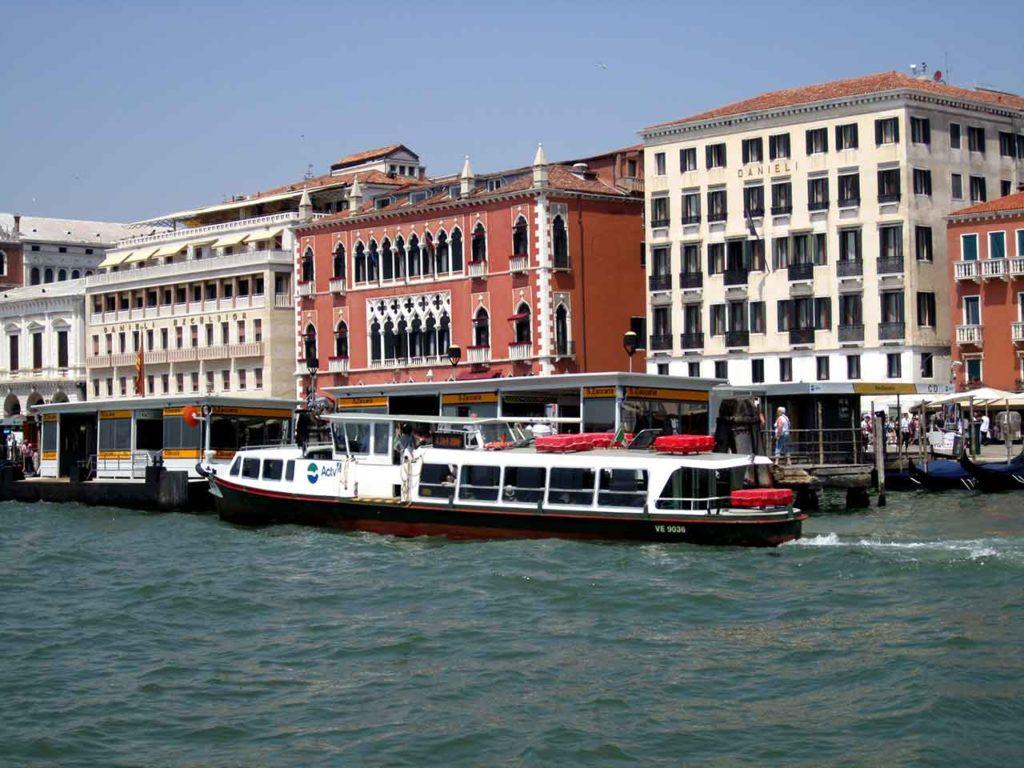 Von Piazzale Roma bis San Marco