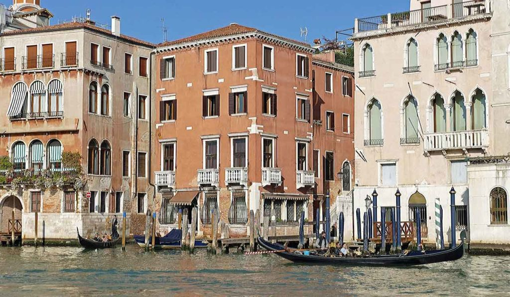 "Canal Grande - ""Liebesgrüße aus Venedig"""
