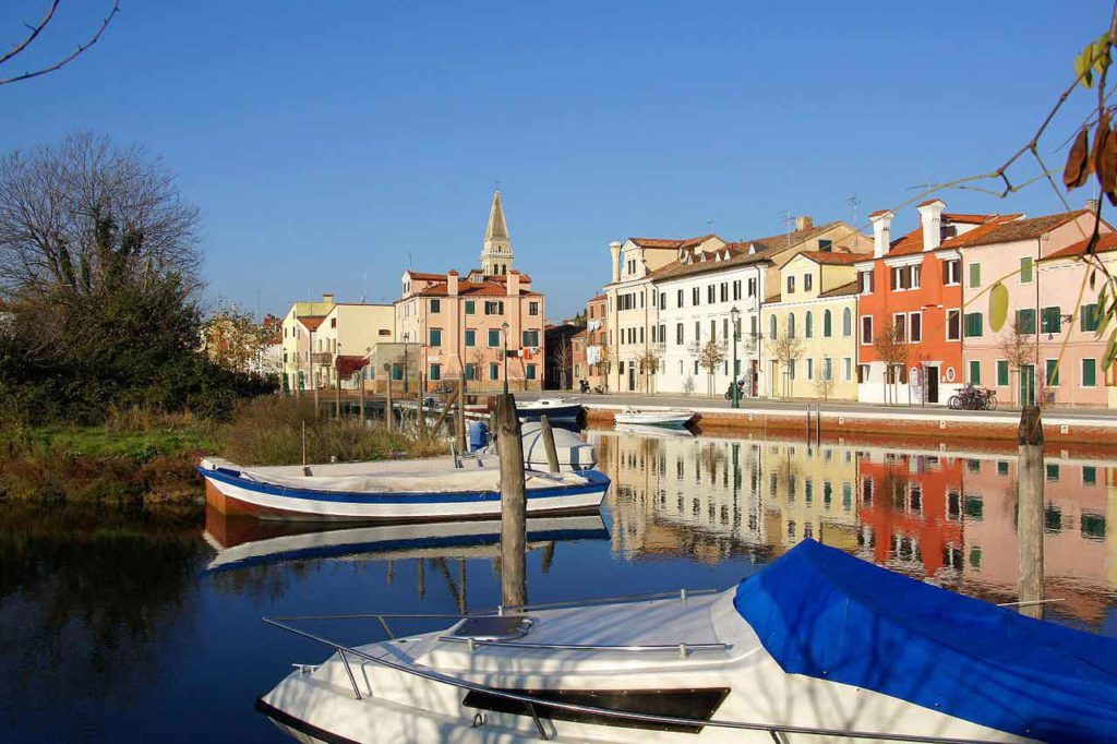 Strände in Venedig