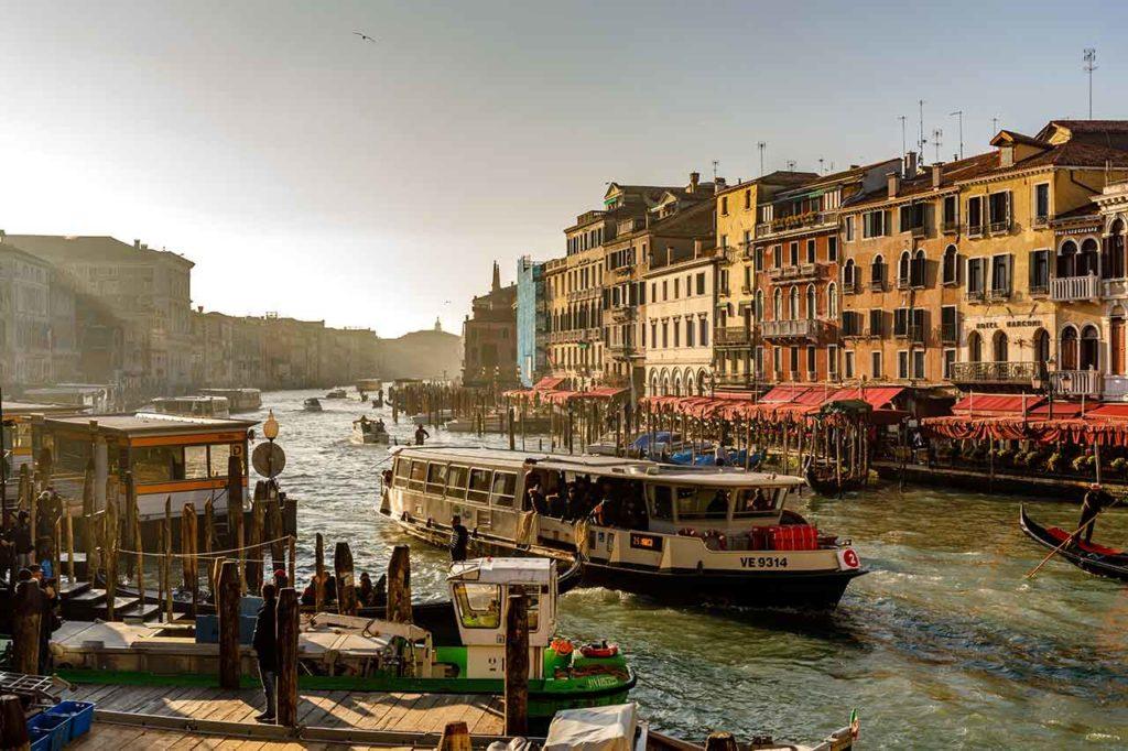 Vaporetto Venedig